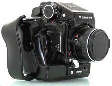 Mamiya M645 Medium Format Camera Sekor-C 1: 2.8 80mm Lens Prism Finder Winder