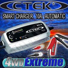 CTEK MXS10 BATTERY CHARGER SUIT CAR CARAVAN  MARINE AGM DEEP CYCLE MARINE BOAT .