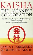 Kaisha, the Japanese Corporation : How Marketing, Money, and Manpower Strategy,
