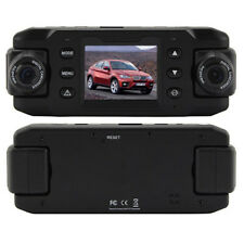 "2.0""HD Dual Lens Car DVR Dash Cam Vehicle Video Recorder GPS G-Sensor"