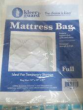 "NEW Kleer-guard Full Mattress Bags 54""x10""x87"" Item # R4620V"
