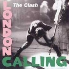 "THE CLASH ""LONDON CALLING (30TH ANN. EDT)"" CD+DVD NEU"