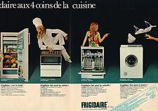 PUBLICITE ADVERTISING 024   1969   FRIGIDAIRE  lale vaisselle machine à laver (2