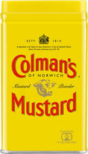 Colman's Original English Mustard Powder, 113g