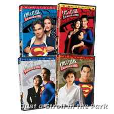 Lois & Clark New Adventures of Superman Complete Series Seasons 1 2 3 4 DVD NEW!