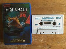 COMMODORE 64 (C64) - AQUANAUT - GAME