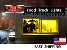 Food Truck and Concession Trailer LED Lighting - light your condiments & counter