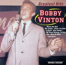 BOBBY VINTON : GREATEST HITS / CD - NEU