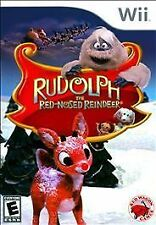 Rudolph the Red-Nosed Reindeer  (Wii) Brand New Sealed