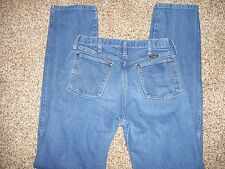 "Wrangler Men Jeans 32"" X 36"" (Tag 33 X 38)  100% Cotton 13 MWZ"