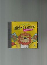 My First Bible Games [Windows/ Mac], VG