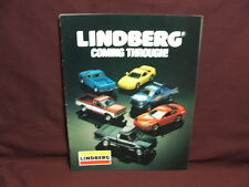 A1C LINDBERG 1993 Model Products Catalog FREE SHIPPING!
