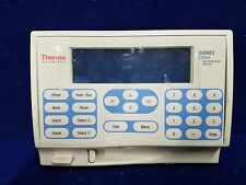 Dionex ED50A Electrochemical Detector Control Panel - Front display