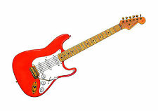 Hank Marvin's Fender Stratocaster POSTER PRINT A1 Size