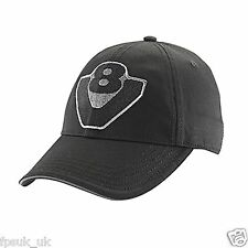 Genuine Scania V8 Logo Black Truck Baseball Cap Hat One Size Men's Mens New