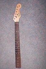 VERY NICE!! Vintage Fender Spec Strat Stratocaster NECK New Waterslide Satin