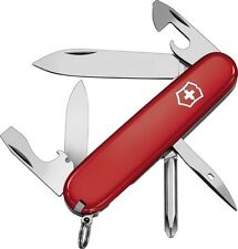 SWISS ARMY VICTORINOX 53133 SMALL TINKER RED MULTI FUNCTION POCKET KNIFE.