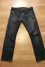 DIESEL INDUSTRY MENS THANAZ STRETCH DISTRESSED DENIM JEANS SZ 28x28