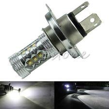 H4 80W LED Bright Blanc Queue tour frein tête voiture lumière Lampe ampoule