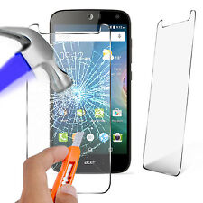 "For Acer Liquid Z320 - Genuine Tempered Glass Screen Protector (4.5"")"