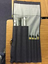 Multiple Tin Whistle Carry Bag - Bigger Size For Low Whistles And High Whistles