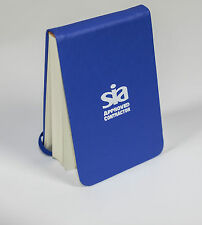 SIA Security Notebook SIA Approved Contractor
