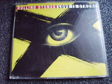 The Rolling Stones-Love is Strong Maxi  CD-Made in NL