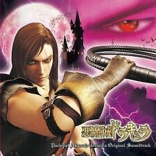 1085 Dracula X Castlevania Pachislot Akumajo Game Original Music SOUNDTRACK CD