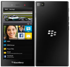 "Deal 14: New Imported BlackBerry Z3 8GB 1.5GB 5"" 5MP 1.1MP Black Color"