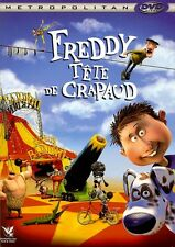 FREDDY TETE DE CRAPAUD /*/ DVD DESSIN ANIME NEUF/CELLO