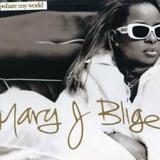 Share My World - Mary J. Blige (1997, CD NIEUW)