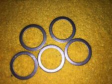(5) Porsche  Boxster Oil Drain Plug Aluminum Washer