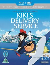 BLU-RAY STUDIO GHIBLI   KIKI`S DELIVERY SERVICE      BRAND NEW SEALED UK STOCK