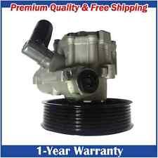 Power Steering Pump Fits Dodge Sprinter 2500 Freightliner Sprinter 3500 w/ Pully
