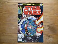 1982 MARVEL COMICS STAR WARS # 61 SIGNED 2X WALT SIMONSON & TOM PALMER WITH POA