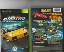NEED FOR SPEED HOT PURSUIT 2 XBOX / X BOX