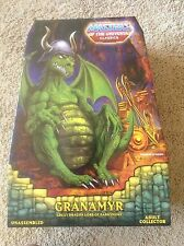 Power-Con Exclusive Masters of the Universe MOTUC GREEN GRANAMYR