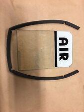 Eco air meter  AIR glass rubber