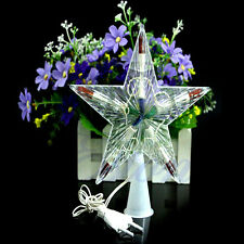Changing Color Star Light Party LED Lamp Xmas Christmas New Year Decoration