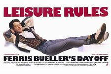 FERRIS BUELLER'S DAY OFF - MOVIE POSTER 24x36 CLASSIC BRODERICK HUGHES 41463