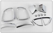 Chrome exterior molding set  For Chevrolet  Winstorm  / Captiva (2006 ~ 2015)///