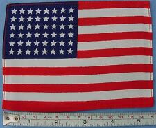 WWII AIRBORNE PARATROOPER 48 STAR ARM FLAG D-DAY INVASION NORMANDY RARE