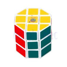 3x3 Barrel Magic Cube Super Smooth Speed Rubix Rubik Puzzle Toy Kid DG