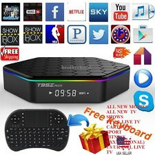 Hacked T95Z Plus 4K Android 6 Smart TV Box 2GB+16GB Octa Core WIFI Movie-TV-Show