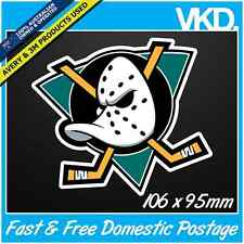 The Mighty Ducks Sticker/ Decal - NHL Hockey Vinyl JDM Drift USDM Retro Car 4x4