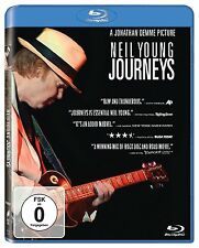 NEIL YOUNG: JOURNEYS (Blu-ray Disc) NEU+OVP