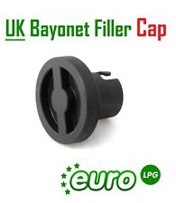 REPLACEMENT LPG FUEL FILLER GAS CAP ROUND LID BAYONET TANKDOP LONG CAR VAN