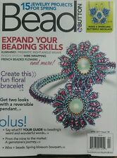 Bead & Button April 2017 Expand Your Beading Skills Bracelet FREE SHIPPING sb