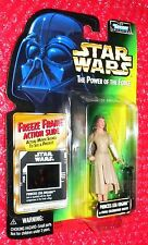 Star Wars The Power of the Force PRINCESS LEIA ORGANA action figure C.1997 SLIDE