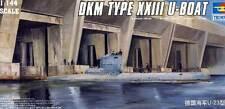 Trumpeter - U-Boot German Typ XXIII Type Modell-Bausatz - 1:144 NEU OVP Tipp